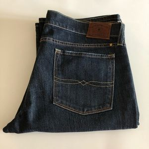 Lucky Brand Zoe Boot Cut Dark Wash Jeans NWOT